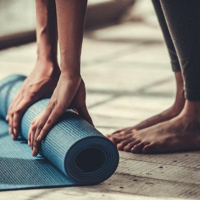 standaard yogamat