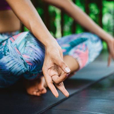 ecologische yogamat