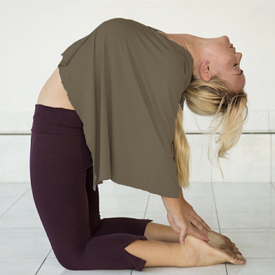 yoga omslagdoek